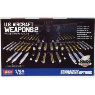 1/32 Zoukei Mura  US Aircraft WEAPONS SET2