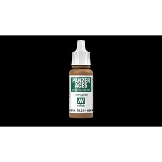 70311 Vallejo Panzer Aces New Wood 17 ml