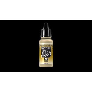 71075 Vallejo Model Air Sand, 17 ml