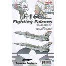F-16C FALCONS OKLAHOMA AN