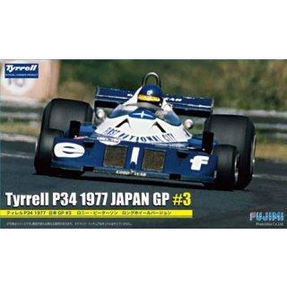 TYRELL P34 77 JAPAN GP
