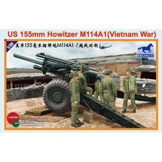 US 155MM HOWITZER M114A1