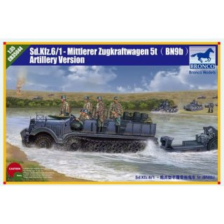 SD.KFZ 6 5(T) TYPE BN9 AR