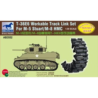 T-36E6 WORKABLE TRACK SET