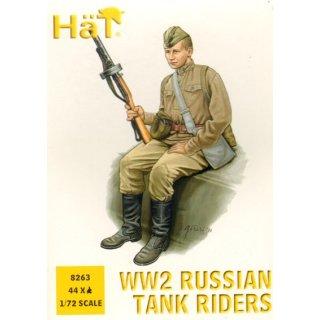 Soviet (WWII) Infantry tank riders