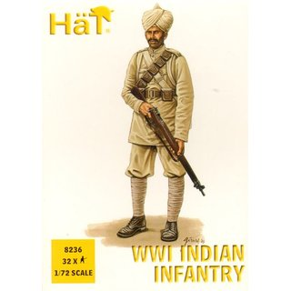 Indian Infantry (WWI)
