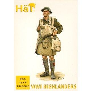 Scottish Highlanders (WWI)