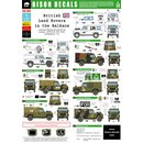 BRITISH LAND ROVER IN THE