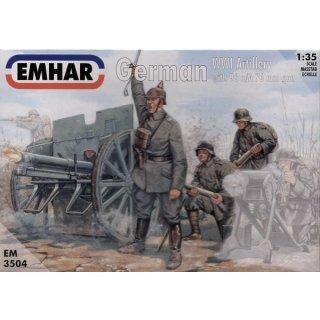 German (WWI) Artillery