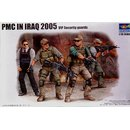1/35 Trumpeter PMC in Iraq - VIP Protection