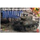 1/35 M4A2 Romilly w/cast cheek