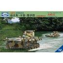 1/35 VCL Light Amphibious Tank A4E12 Late Production