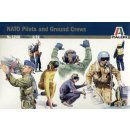 1/72 NATO Pilots and ground crew