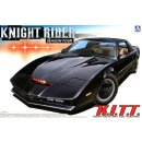 1/24 Aoshima Knight Rider K.I.T.T. season four
