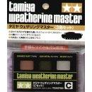 Tamiya Weathering Master Set C (Orange Rust, Gun Metal...