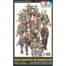 1/48 Tamiya  WWII German Infantry on Maneuvers