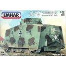 GERMAN A7V WW1 TANK