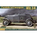RADIO CAR KFZ.14