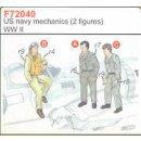 2 USN MECHANICS & PILOT W