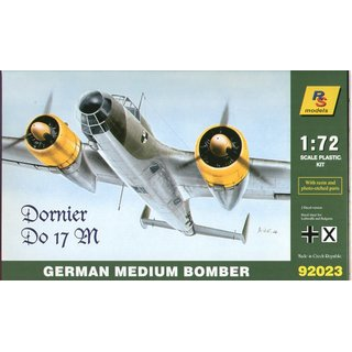 DORNIER DO 17M-1. DECALS