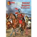12  mounted Imperial Dragoons Thirty Ye?