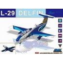 1/72 AMK Aero L-29 Delfin