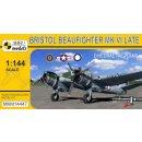 1/144 Bristol Beaufighter Mk.VI Late Dihedr?