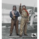 1\32 German Fighter Pilots 1914-1918 set N°2 (WWI)