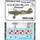 Avia B-534/Bk-534 Poland