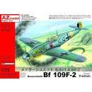 """""""Messerschmitt Bf 109F-2..."""