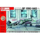 """""""Messerschmitt Bf 109G-14AS """"""""Reich..."""