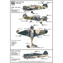 1/72 LPS Decals Curtiss Hawk 75 (P-36C) U.S.Army x 2