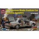 German Made Civilian Car (Mercedes Ben?