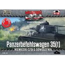 1/72 First to Fight kits Panzerbefehlswagen 35(t) -...