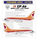 CP Air Boeing 737 (for the Airfix kit)