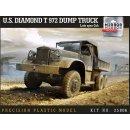 1/35 US Diamond T 972 Dump truck, late?