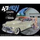 1/25 Chevrolet Fleetmaster Coupe 1947
