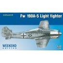 1/72 Fw-190A-5 light fighter