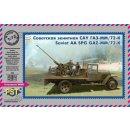 Russian AA SPG 72-K/GAZ-MM (1943) 100%?