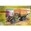 Russian ZiS-6 Truck 100% new molds!