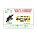 B-58 Crew Access Steps. For more infor?