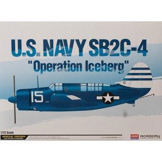 "1/72 Academy US Navy Curtiss SB2C-4 Helldiver """"Operation Iceberg"""