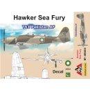 Hawker Sea Fury T61 Pakistan AF