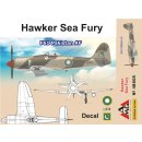 Hawker Sea Fury F61 Pakistan AF
