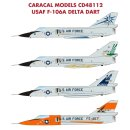 USAF F-106A Delta Dart: The third inst?