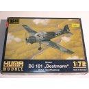 1/72 Huma Bücker Bü-181 Bestmann    RARE Kit