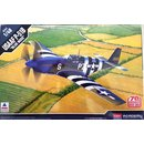 """1/48 Academy USAAF P-51B """"""""Blue..."""