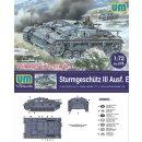 1/72 Unimodel: Sturmgeschutz III Ausf.E