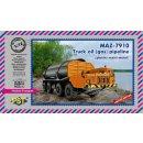 MAZ-7910. Truck oil (gas) pipelines