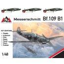 Messerschmitt Bf-109B-1